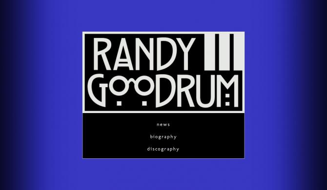 Randy Goodrum Website