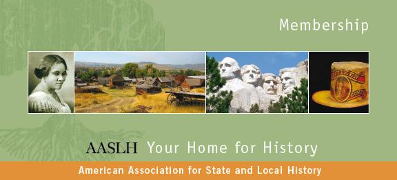 AASLH Membership Brochure