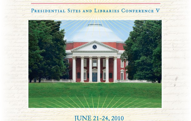 Presidential Sites & Libraries Program